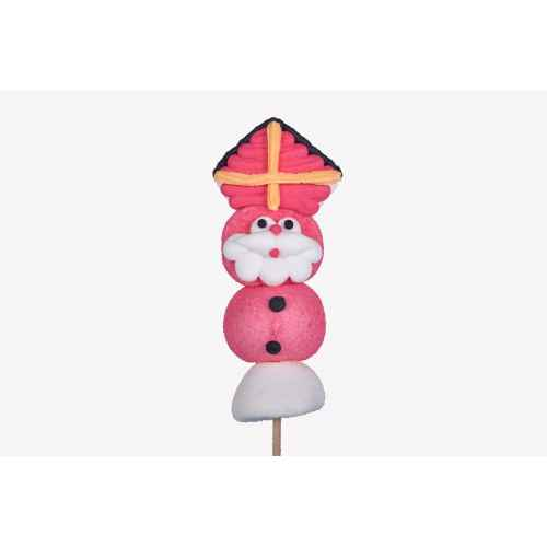 DISPLAY 40 Brochettes St Nicolas 50g CHA.BR.STNICOLA Personnages