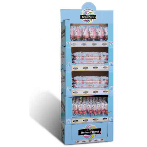 1 Display Stand Summer MON.MEU.ETE.BEL Display stands & Totems