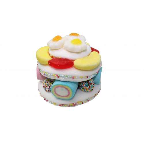 CARTON 15 Gâteaux Sweet Candy CHA.G.SWEETCAND Candy cakes