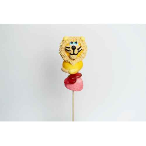 DISPLAY 40 Brochettes Lion 55g CHA.BR.LION55 Characters