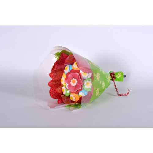 BOX of 8 Bouquets Bora Bora 162g CHA.B.BORABORA Candy bouquets