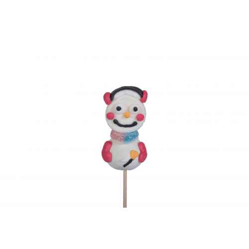 DISPLAY 40 Brochettes Snowman 30g