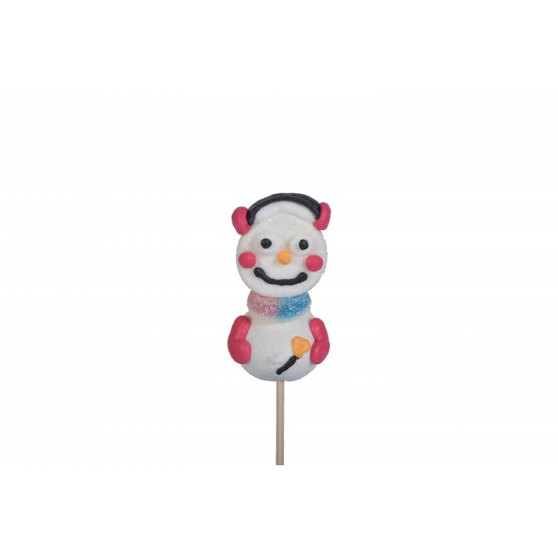 DISPLAY 40 Brochettes B Neige 30g CHA.BR.BNEIGE30 Personnages