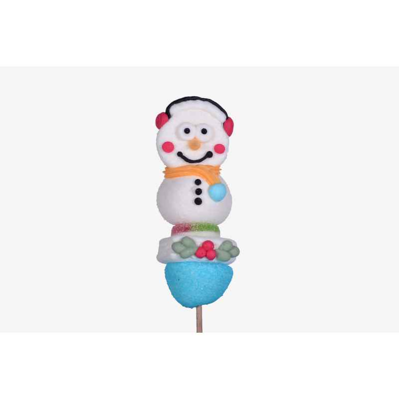 DISPLAY 40 Brochettes B Neige 55g CHA.BR.BNEIGE55 Personnages